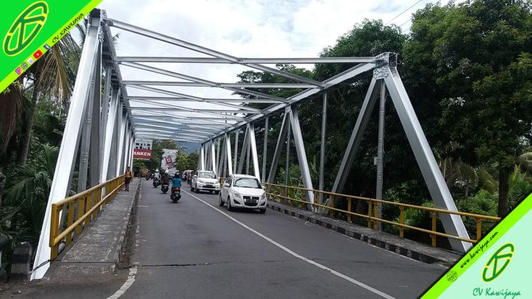 Pengecatan Jembatan di Nusa Tenggara Timur