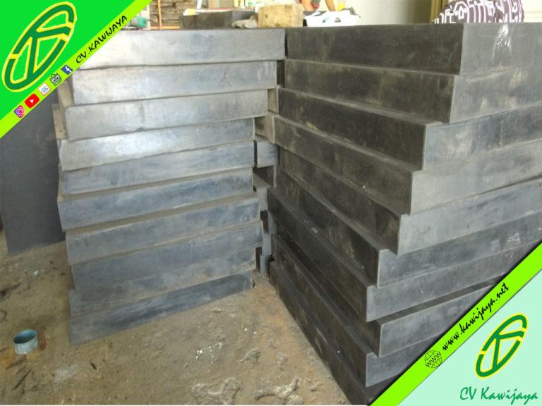 Pembuatan Elastomer Bearing Pad CV. Kawijaya untuk PT. Fajar Parahiyangan