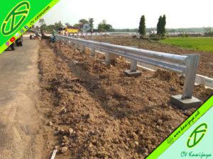 Jasa Pemasangan Guardrail di  Papua Barat 081322699996 Soegito
