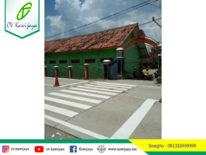 Jasa Marka Jalan Wilayah Kalimantan Timur