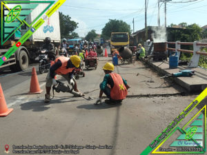 Expansion Joint - jembatan ngebruk2 juana