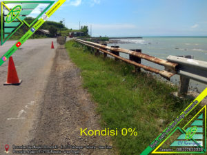Guardrail Sluke - Rembang