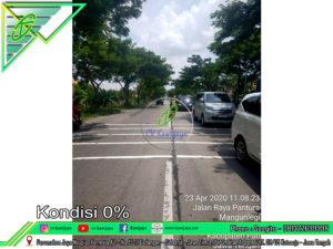 Marka Jalan Batangan - Kalon