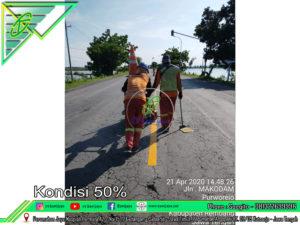 Marka Jalan Pati - Rembang