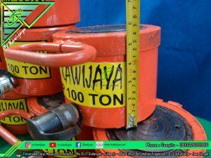 Rental Dongkrak Kapasitas 100 Ton