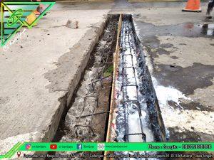 Expansion Joint Jembatan Banger - Semarang