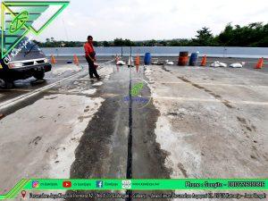 Expansion Joint Rubber Seal (Tol) Jembatan Purwodadi