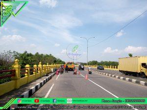 Expansion Joint Aspaltic Jembatan Dalon - Solo