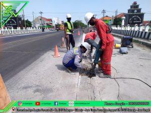 Expansion Joint Rubber seal di BATANG